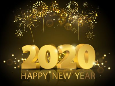 Želimo vam srečno novo leto 2020